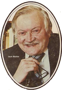 Author Jack Ritchie (1922-1983)