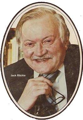 Author Jack Ritchie (1922-1983)